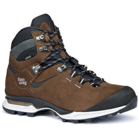 Hanwag Tatra Light GTX Sko Herrer, brown/anthracite